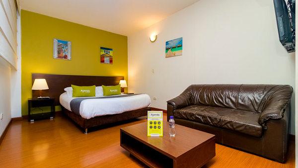 Ayenda 1060 Juliette Aparta Suites